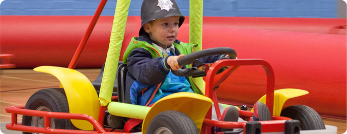 Kids Party Ideas Birthday Party Ideas Official GoKart Party - Childrens birthday party ideas edinburgh